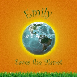 Save the Planet Name Storybook