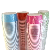 10 oz Frozen Yogurt & Ice Cream Color Cup (Case of 1000) - 28300-21010