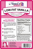 Frozen Yogurt Mix - Vanilla - 90136-F