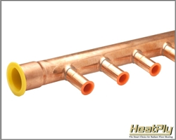 Copper Manifold