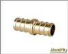 "3/4"" PEX Crimp Coupling"