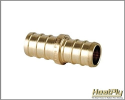 "1"" PEX Crimp Coupling"