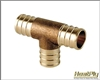 PEX Fittings Crimp Tee