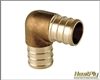 PEX Heating Supplies Crimp Elbow