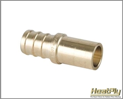 1 inch PEX Male Sweat Adapter