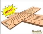 HeatPly Radiant Floor Heating Manifold Panels