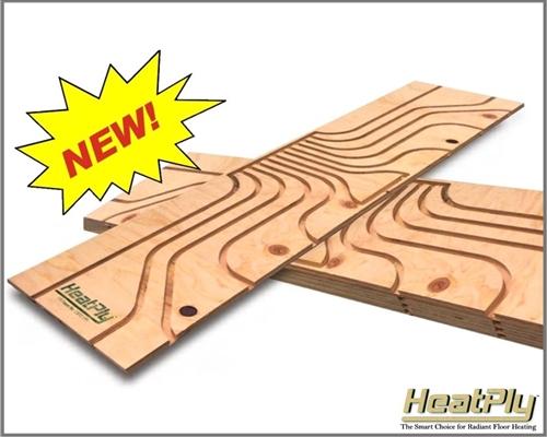 Radiant Floor Heating Manifold Panel