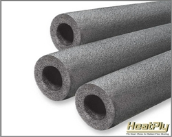 PEX Copper Tubing Pipe Insulation