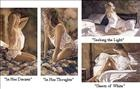 Dreamseekers Suite, Sheets of White Artist Proof