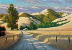Out Highland Road  24x36