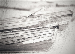 Two Old Rowboats by Hal Halli