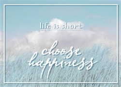 Choose Happiness by Hal Halli
