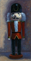 Nutcracker canvas by Kyle Wood