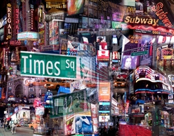Times Square - The Crossroads of the World