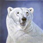 Artic Icon BY DES McCAFFREY  19x19 Ltd. Edition Artist Proof Print