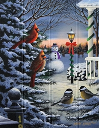 Holiday Friends Christmas image By Mark Kness