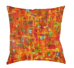 "14x14 ""Citrus"" Decorative Pillow by Jeff Boutin"