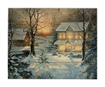 Holiday Blessings by Abraham Hunter Decorative Wood wall plaque