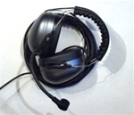 Headset with 10m cable for A24 and TX500
