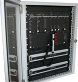AlphaAnnounce Public Address System (2x500W) including Microphone Alarm Panel, Line Guard Module and Programming/Assembly - max. 60 speakers