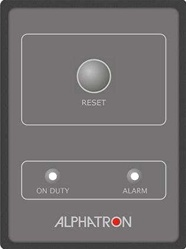 Alpha BNWAS Indoor Remote Reset Unit