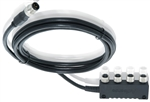 A2K-4WD NMEA 2000 Drop cable Assembly with Micro 4-way drop
