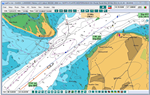 SeaPro Lite PC Charting & Navigation Software