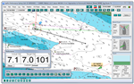 SeaPro Performance Sailing PC Charting & Navigation Software