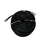 Low-loss antenna cable kit for MR Tri-Band GSM 900/1800 and 3G repeater, 25m.