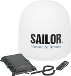 "Sailor 500 FleetBroadband - 19"" rack mounted inc. basic cable support kit"