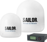 SAILOR 90 Satellite TV World System