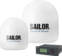 SAILOR 60 GX Maritime Ka-band Satellite TV System