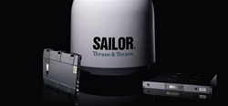 SAILOR 900 VSAT Maritime Ku-Band Antenna System