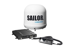 SAILOR Fleet One data connection status kit