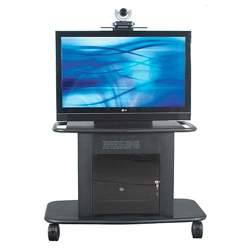 "Avteq GMP-300S-TT-1 42"" Single 42"" Display Cart"