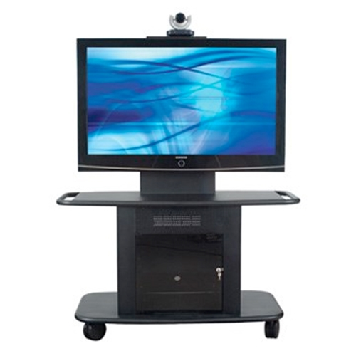 "Avteq GMP-350M-TT-1 32"" Single 52"" Display Cart"