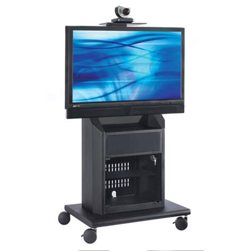 "Avteq RPS-800S Single 37"" to 52"" Display Cart"