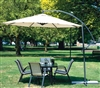 Cantilever Patio Umbrella - 6 Colors Available