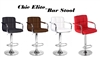 Chic Elite Contemporary Bar Stool - Set of 2
