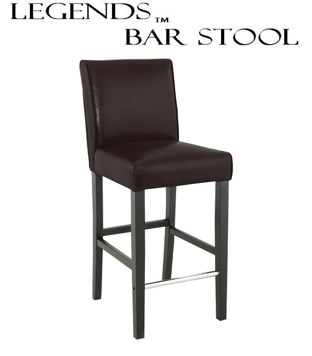 Stupendous Legends Modern Parsons 30 Bar Stool Pabps2019 Chair Design Images Pabps2019Com
