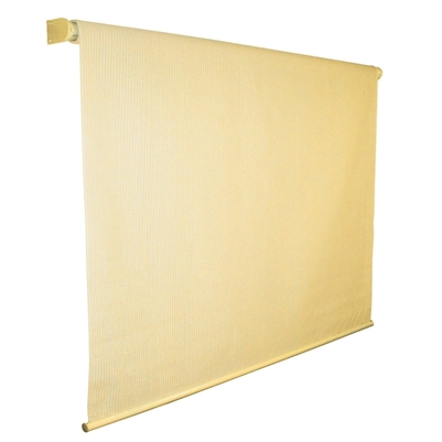 Roller Blind Sun Sail Shade - 4'x6' Rectangle