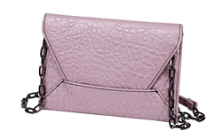 Envelope Cross body in Pink