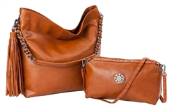 Saddle Reversible Hobo