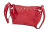 Red Grommet Cross Body