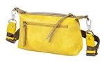 Shoulder Bag-Buttercup/ Sage