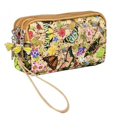 Botanical Accessories Pouch