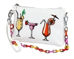 Happy Hour Mini Chain Bag