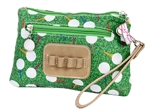 Teed Off Cosmetic Bag with Tee Holder