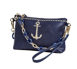 Nautical Mini Chain Bag