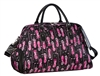 Fuchsia Golf Shoulder Shoe Bag